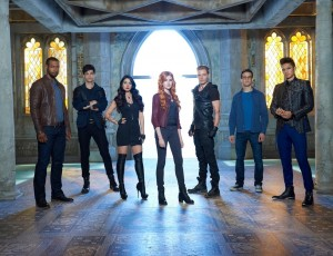 Shiny Toy Guns on Shadowhunters